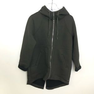 Betsy Johnson Performance Full Zip Hoodie XL